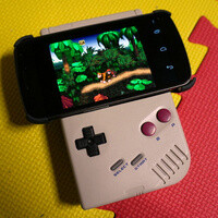 Watch an old Game Boy get hacked into controlling an SNES emulator for Android