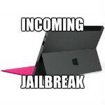 Windows RT easy (thethered) jailbreak tool released