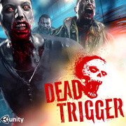 Watch Dead Trigger 2 running on a Project Shield console by NVIDIA