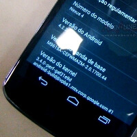 Brazilian Nexus 4 shipments pop up with Android 4.2.2