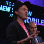 Watch T-Mobile 's CEO John Legere call AT&T's network