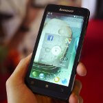 Lenovo IdeaPhone P770 hands-on