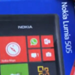 Carrier video shows unboxing of entry-level Nokia Lumia 505