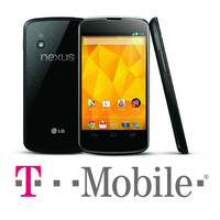 Google Nexus 4 being shipped to T-Mobile stores in limited quantities
