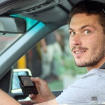 35% of smartphone owners use them while driving