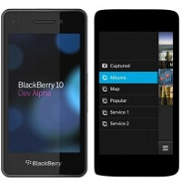 Here is how the voice control, maps and clock apps look on BlackBerry 10
