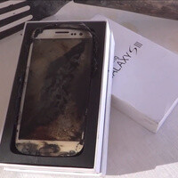 Samsung Galaxy S III gets microwaved, ends up on eBay