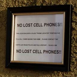 Being Wayne Dobson: Sprint location service glitch points all lost area iPhones to the same house
