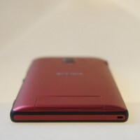 Sony Xperia ZL spotted in red (pictures)