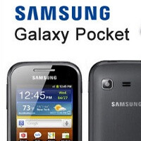 Samsung Galaxy Pocket Plus leaks out
