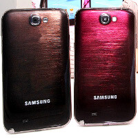 Samsung calls all fashionistas with Ruby Wine and Amber Brown Galaxy Note II editions