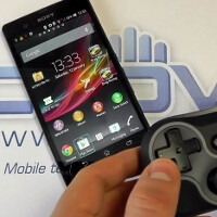 Sony Xperia Z full connectivity demonstration and another drop test appear (video)