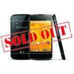 LG exec says Google gave too cautious sales forecasts for the Nexus 4, supply issues to be resolved soon
