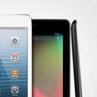 Nexus 7 beats iPad mini, becomes Japan's most popular tablet