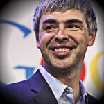 Google CEO Larry Page on Apple's