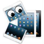 Sharp cutting iPad screen production to a minimum as iPad mini sales take over