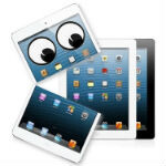 Sharp cutting iPad screen production to a minimum as iPad mini sales take over
