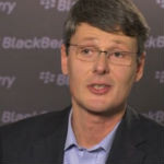 CEO Thorsten Heins says RIM may yet sell the hardware division