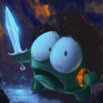 There may soon be a Cut the Rope/Hobbit mashup
