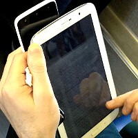 Samsung Galaxy Note 8.0 spy shots pop up