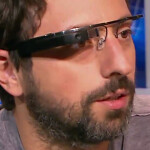 Google patent application shows bone conduction for Google Glass audio
