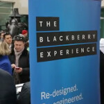 Video shows early reactions to BlackBerry 10
