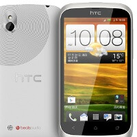 HTC Desire U is a new 4-inch mid-ranger for Asia