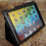 Griffin Slim Folio Case for iPad mini hands-on