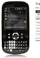 Sprint Treo Pro debut pushed back until end of February?