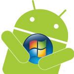 Windows + Android = WindowsAndroid!