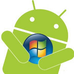 Windows + Android = WindowsAndroid!