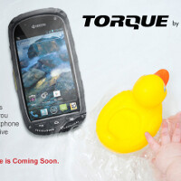 Sprint makes the tough Kyocera Torque official,