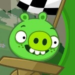 Road Hogs is an update for Bad Piggies
