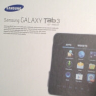 Samsung Galaxy Tab 3 family to include a 2560x1600 display member, UAP profile reveals