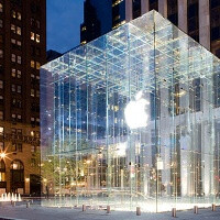 Apple Stores are now trademarked