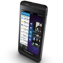Blackberry Z10 free in the UK at £36 monthly plans, to make good use of EE's LTE network