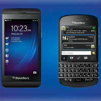 RIM stock price falls after BlackBerry 10 announcement