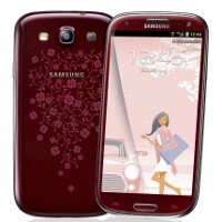 Samsung La Fleur series launches in February, Galaxy S III getting flowery