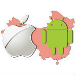 Android made up 86% of Q4 smartphone shipments in China, iOS was 12%