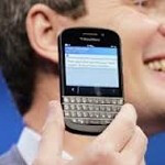RIM's new BlackBerry name and stock market ticker symbol take effect February 4th