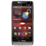 Platinum Edition of the Motorola DROID RAZR M available from Best Buy