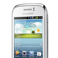 Forever Young: Samsung lifts cover off Galaxy Young affordable smartphone