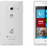 Windows Phone 8 landgrab starts with a $150 Huawei 4Afrika - rebranded Ascend W1