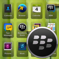 BlackBerry 10 walkthrough
