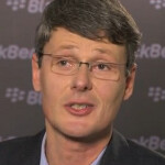 Heins disappointed in March launch for U.S. BlackBerry Z10