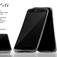 This metal-clad Galaxy S IV concept render should be framed at Samsung's design desk