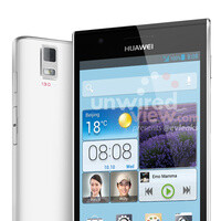 High-end Huawei Ascend P2 smartphone might cost only $480
