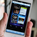 Use your iOS and Android phone to test BlackBerry Z10 using Blippar