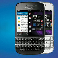 BlackBerry Q10 will launch to the US in May or June
