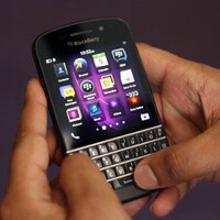 Touch and Go on the BlackBerry Q10 puts its QWERTY keyboard to good use